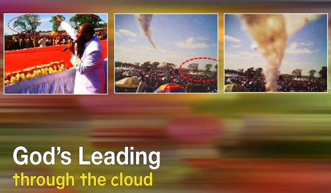 God's Leading Through the Cloud By Prophet Dr Owuor | Highway of